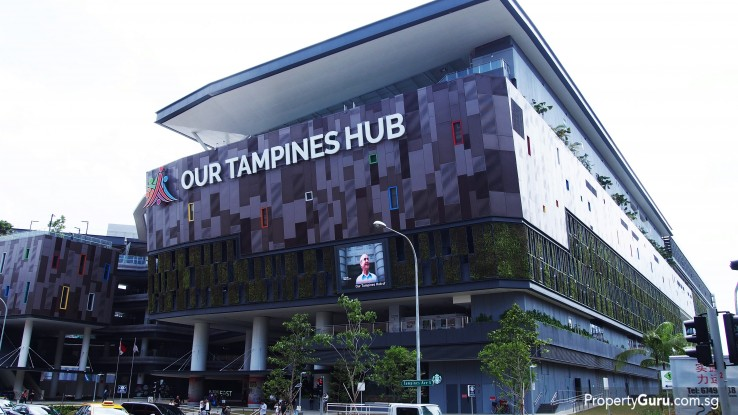 Our Tampines Hub What To Do There