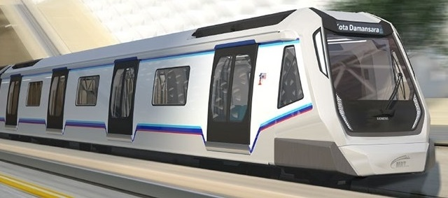 First trainset ordered by MRT Corp to undergo testing in November - Malaysia Property - Market News