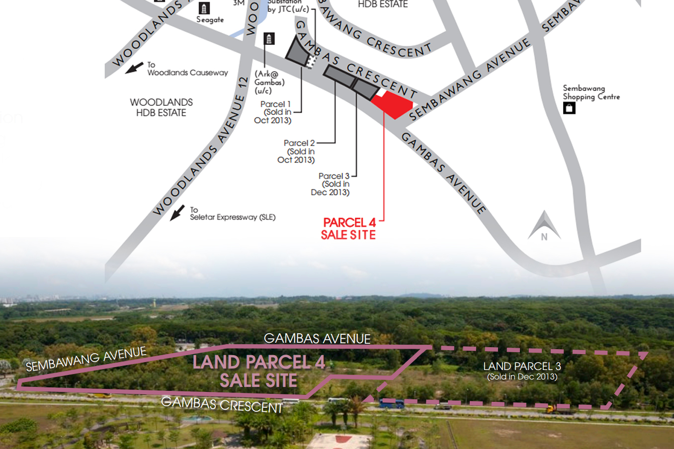 Gambas Crescent industrial site draws 4 bids - Singapore Property - Market News