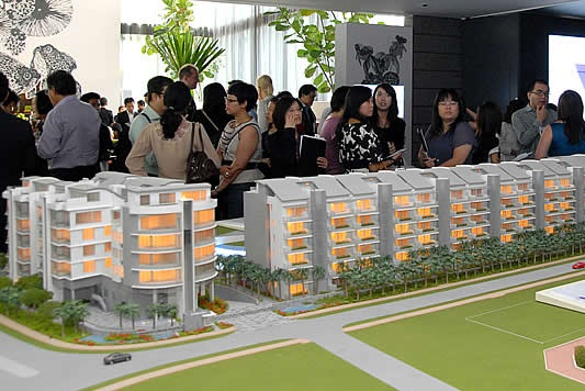 More foreigners turn their backs on S'pore luxury property - Singapore Property - Market News