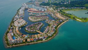 Sentosa Cove feels brunt of property cooling measures - Singapore Property - Market News