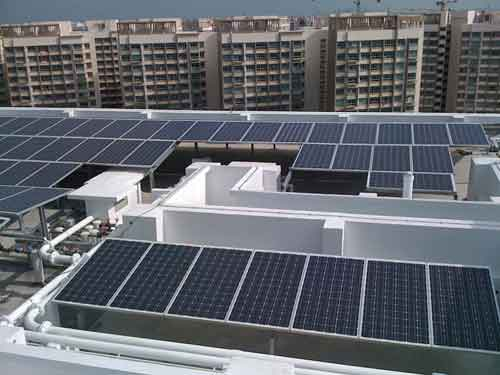 300 HDB blocks will have solar panels by 2015  - Singapore Property - Market News