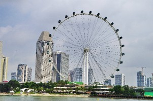 Singapore Flyer bought for $140m - Singapore Property - Market News