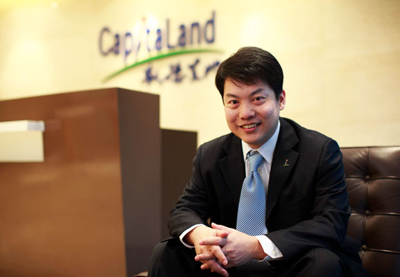 CapitaMalls Asia appoints new CEO - Singapore Property - Market News