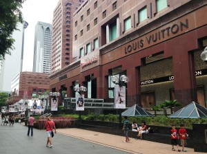 Local retail sector endures challenges: report - Singapore Property - Market News