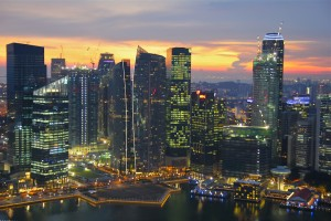 Office space prices up, retail down in Q3 - Singapore Property - Market News