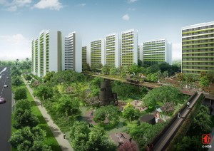 HDB debuts housing project in Tampines North - Singapore Property - Market News