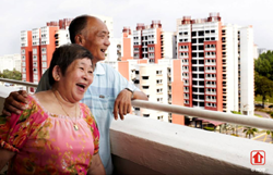 Majority of elderly flat owners prefer ageing in place - Singapore Property - Market News