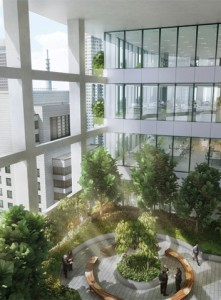 CapitaGreen 50% leased, ready for occupancy - Singapore Property - Market News