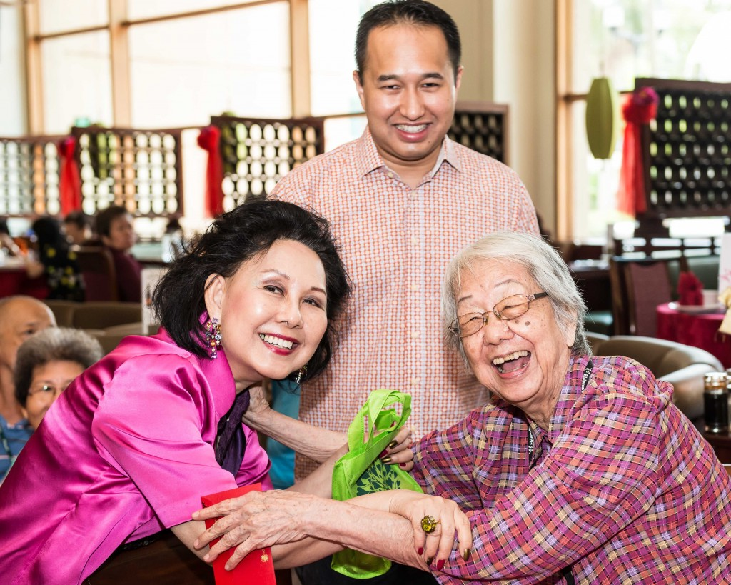 In Pictures: CDL brings festive cheer to seniors ...