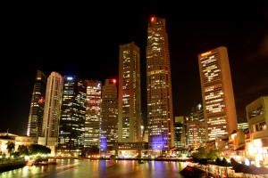 Relocating firms lead office market - Singapore Property - Market News