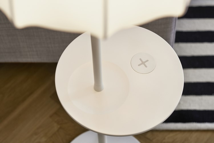 Built-In Wireless Chargers