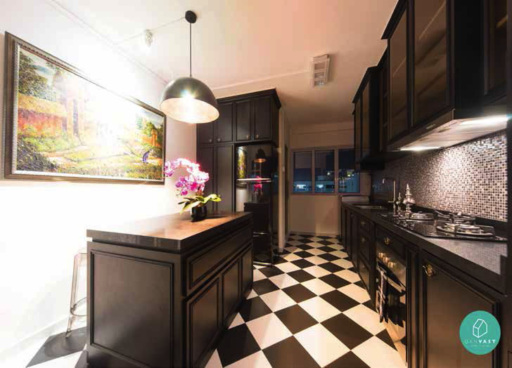 Four Hdb Kitchens Gordon Ramsay Would Approve Of Home Living