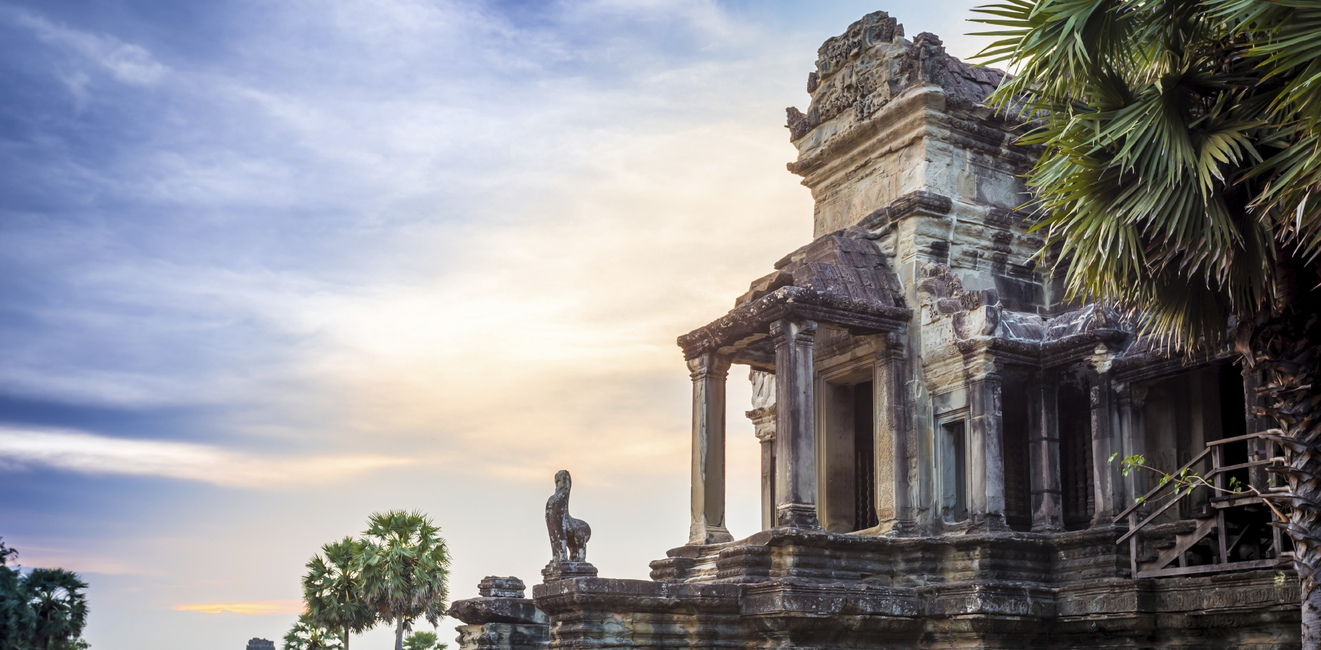 Siem Reap, the gateway to UNESCO World Heritage site Angkor Wat, is another booming property hotspot.