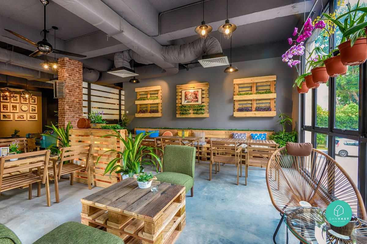 7 Funky Cafe Designs To Get Inspired From Home Living