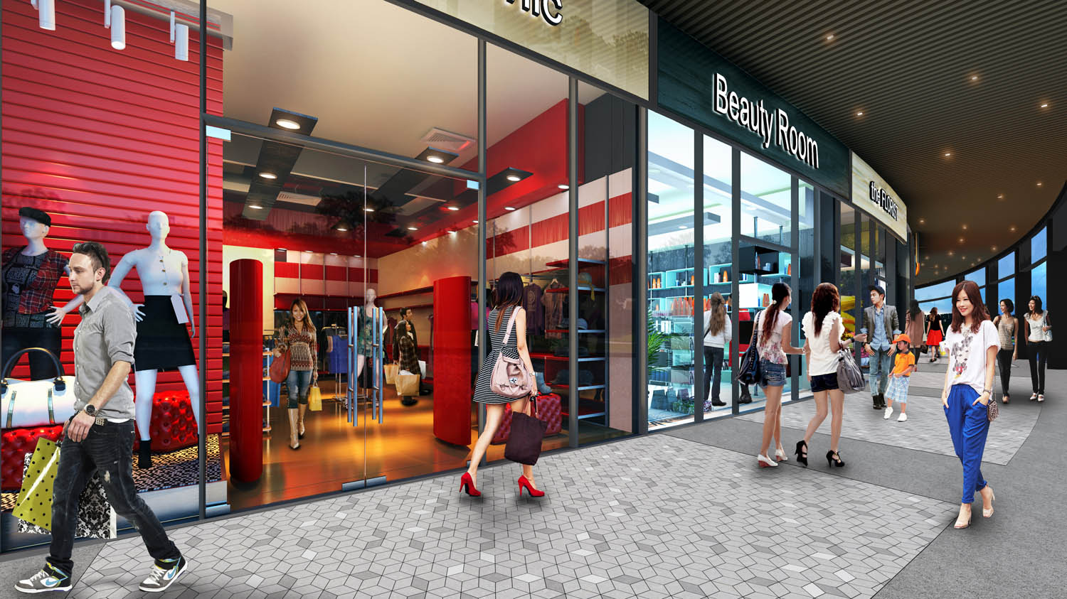 body shop retail management Melrose arch is bustling with high  leading to the sparkling retail galleria that provides the stage on which over 100 of  the body shop / (011) 684.
