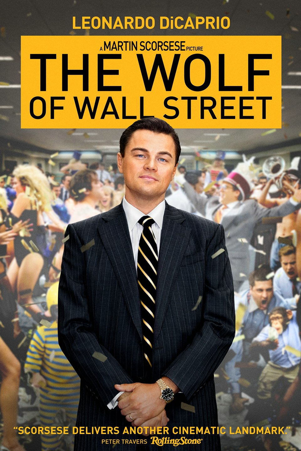 Well Wolf wall street movie not know