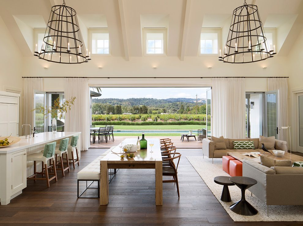 These images will make you crave an open home concept for Open concept living