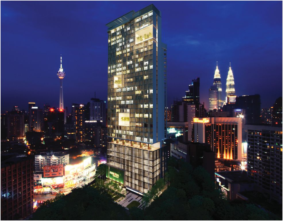 The Tribeca Kl Image Courtesy Of Skysercity