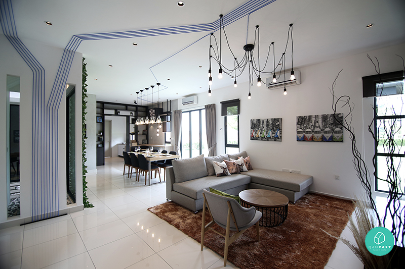 7 Beautiful Home Interior Designs In Malaysia Sell