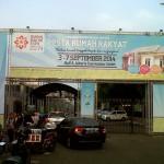 Pengunjung Rumah Rakyat Expo Jakarta Capai 100 Ribu!