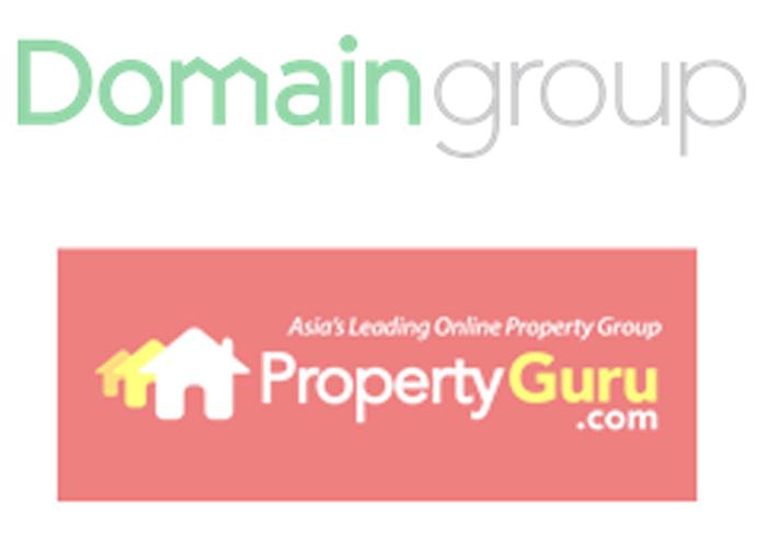 Partnership Domain.com.au and PropertyGuru Group