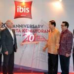 Renovasi ibis Kemayoran Telan Dana Rp6 Miliar