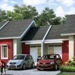Cluster Bukit Tectona Tawarkan Rumah Seharga Rp135 juta