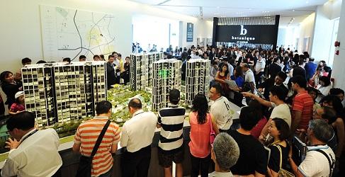 Botanique crowds
