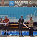 Promosikan Perdagangan Global, Maersk Luncurkan Mobile Container