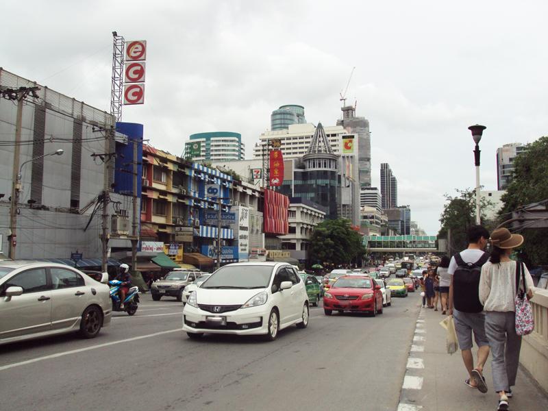 Ratchadamri Road
