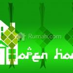 Sukses Menyelenggarakan Open House Lebaran