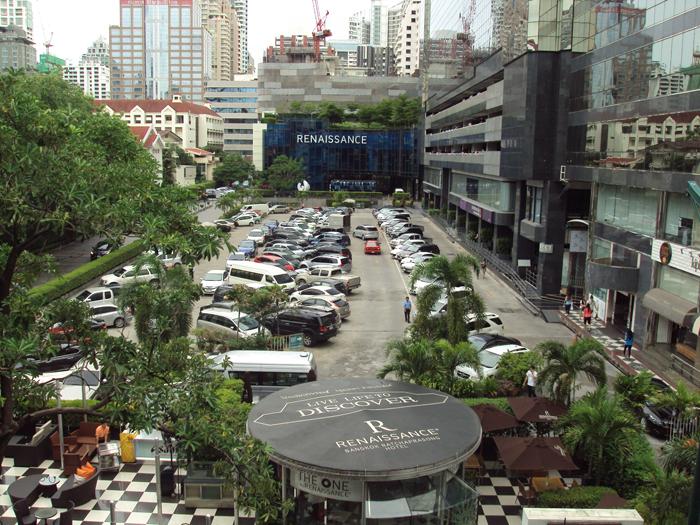 Renaissance Hotel Bangkok