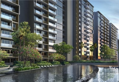 Artist's impression of MCC Land's upcoming project in Potong Pasir.