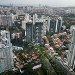 Singapore's luxury home prices in a free fall