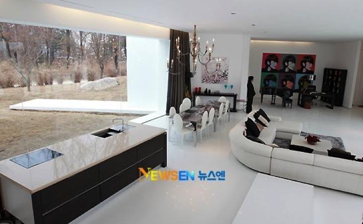 Dekorasi Rumah Korea 8