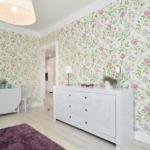 Motif Floral untuk Rumah Bergaya Vintage