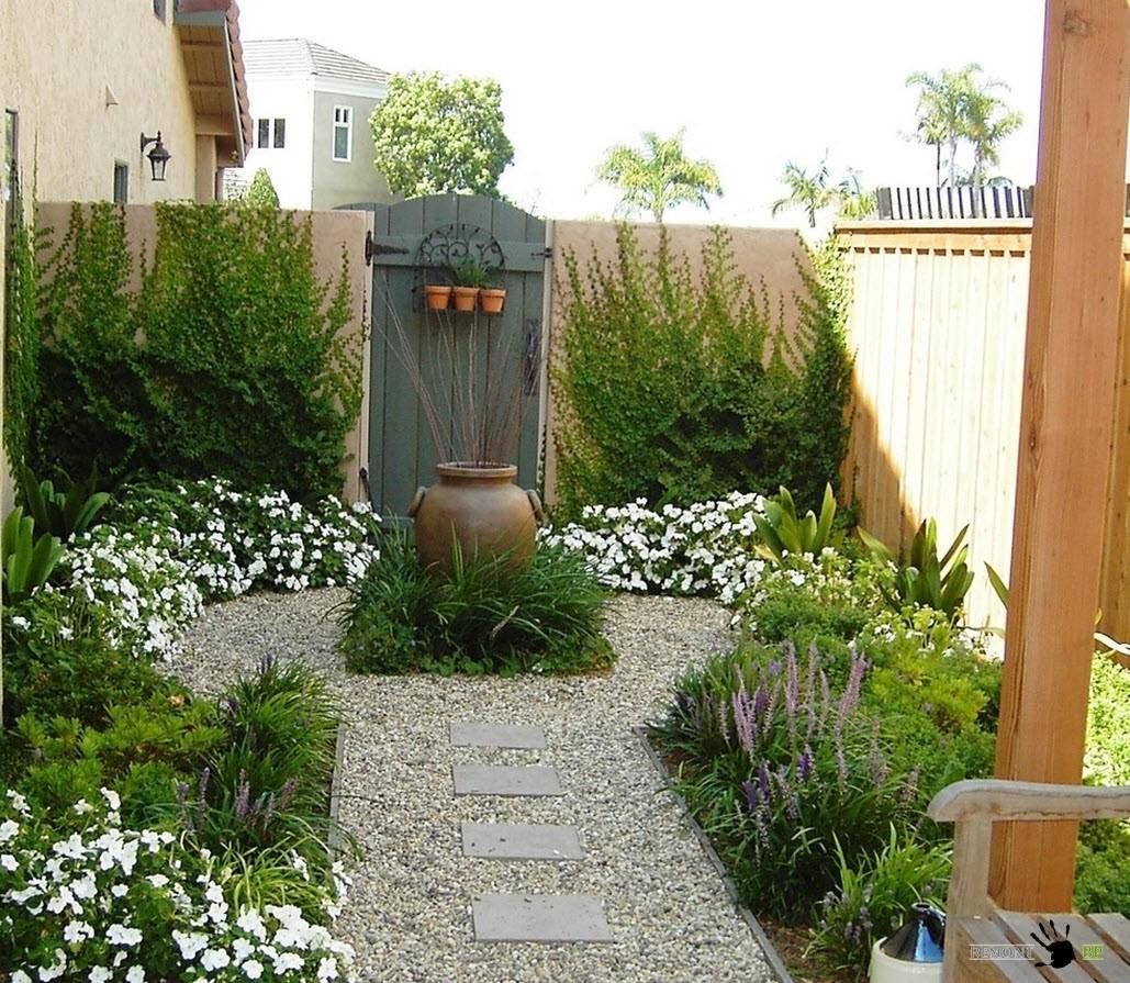 Trik Membuat Taman Sempit Terasa Menyenangkan Rumah Dan