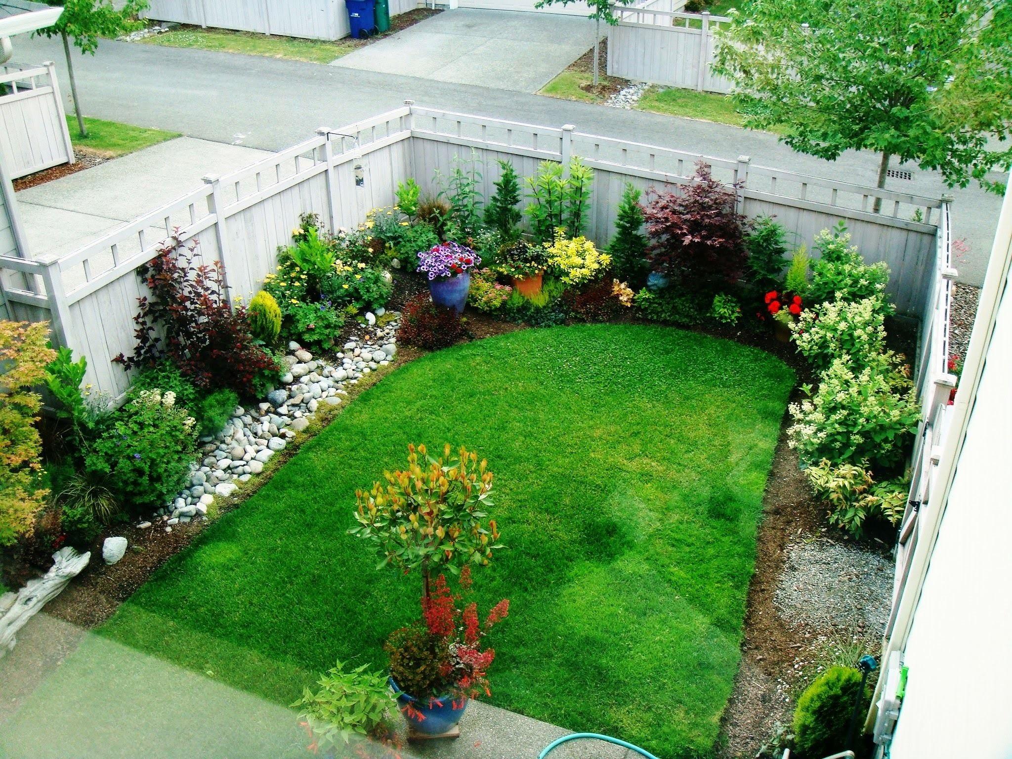 Trik Membuat Taman Sempit Terasa Menyenangkan Rumah Dan Gaya Hidup Rumah Com Tips membuat taman minimalis