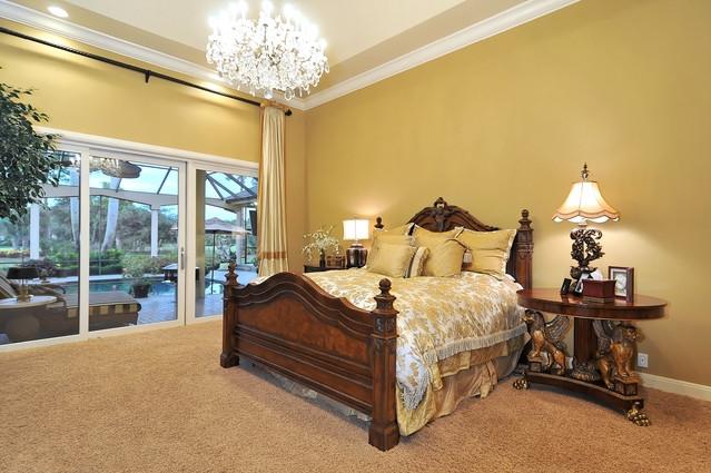 Bilik Tidur Warna Gold Desainrumahid