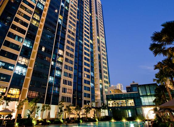 Luxury apartments resize