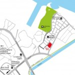 Map of the site at Jalan Kandis in Sembawang resize
