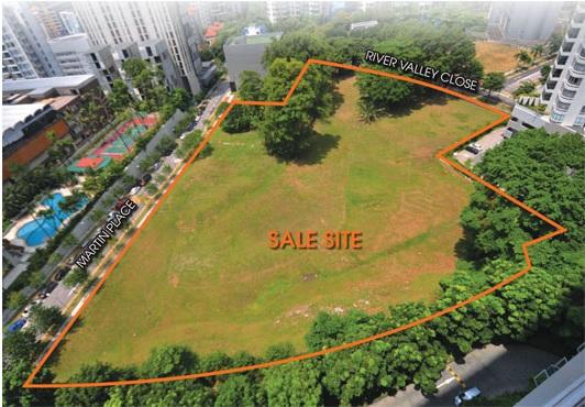 Martin Place sale site