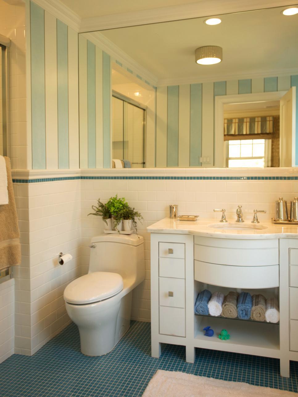 desain kamar mandi anak 6