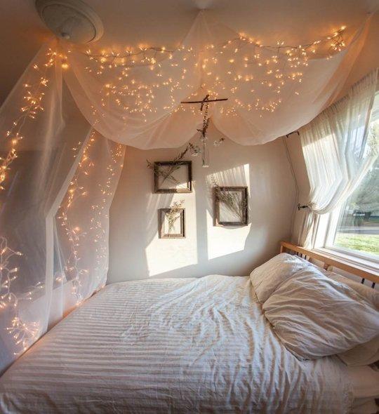8 Ide Hias R Dengan Lampu Dekorasi Rumah Dan A Hidup