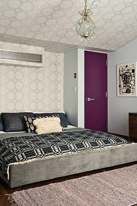 Memasang Wallpaper Di R Tidur Oprah