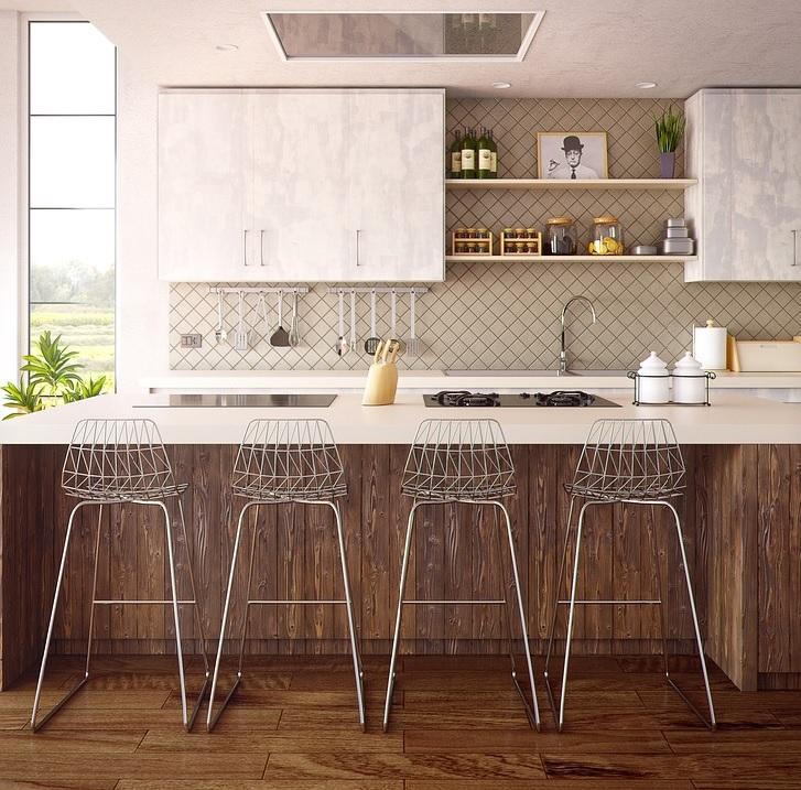 Ini Cara Yang Benar Mendesain Dapur Dan Kitchen Set Properti