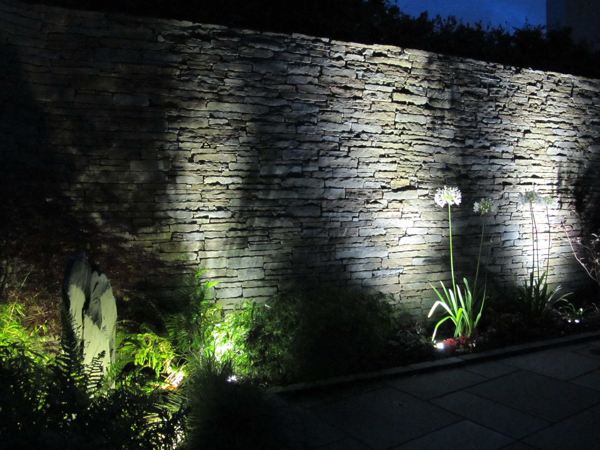 Tips Merancang Pencahayaan Taman Rumah Dan Gaya Hidup Rumah Com