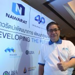 NAWARATปักเป้า 5 ปีสู่ TOP 5 ซดรายได้1หมื่นล้านบาท