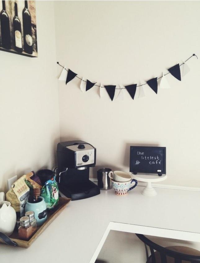 """8 Cara Membuat Desain """"Coffee Shop"""" di Rumah"""